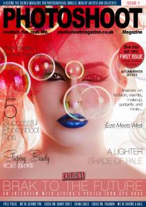 Photoshoot Magazine Front