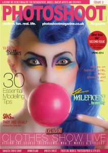 ISSUE 2 FRONT COVER