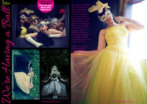 Photoshoot Magazine Issue 1 Double Pages13