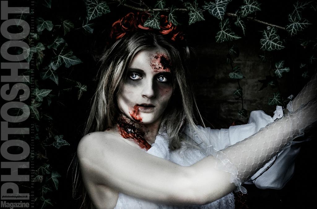 Zombie Brides - PHOTOSHOOT Magazine editorial
