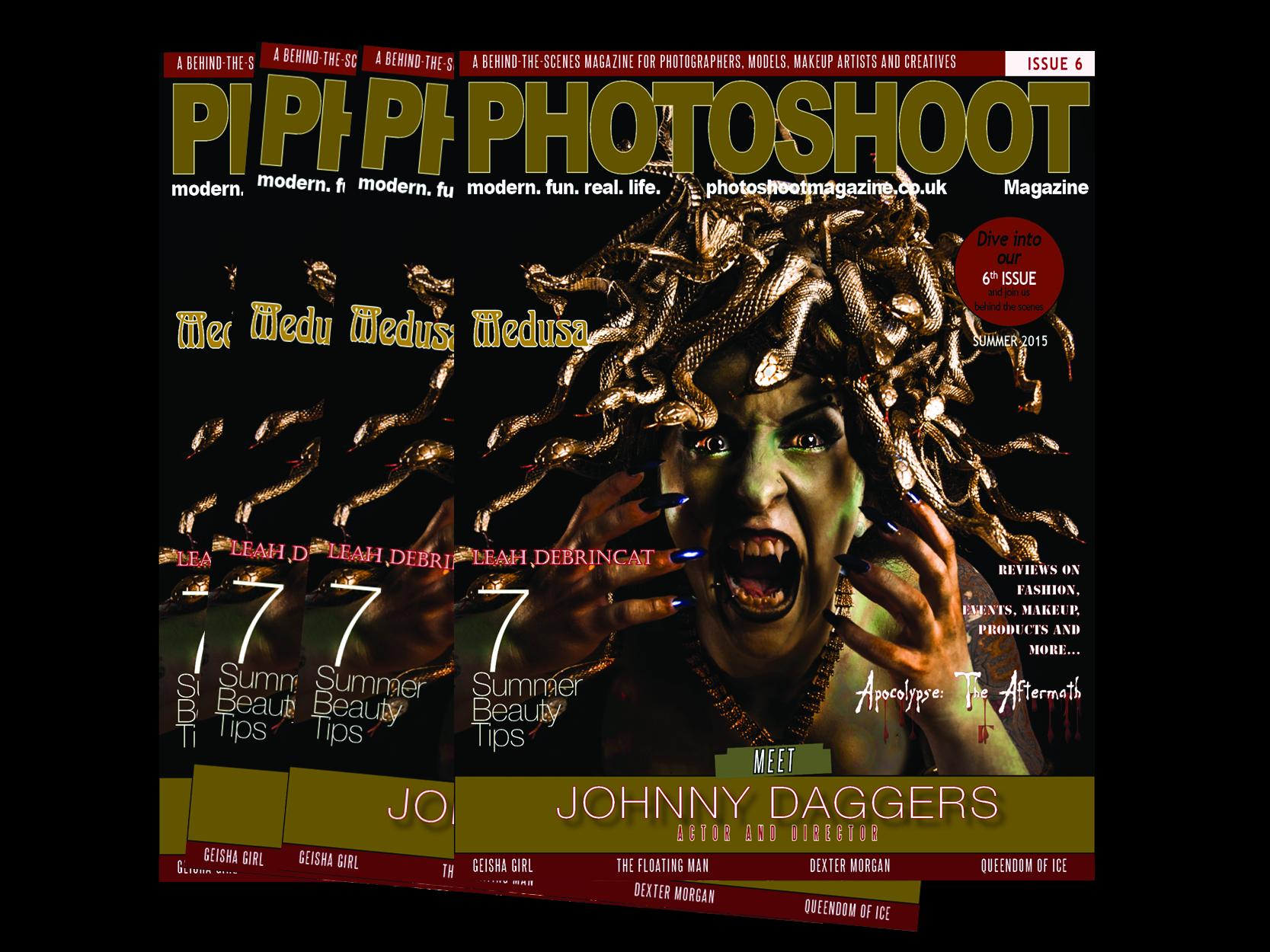 PHOTOSHOOT Magazine Issue 6