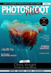 PHOTOSHOOT WILDLIFE Magazine - ISSUE 1
