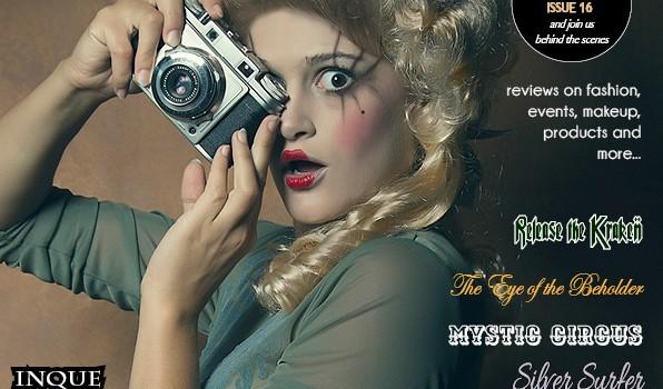 PHOTOSHOOT Magazine Issue 16 Cover