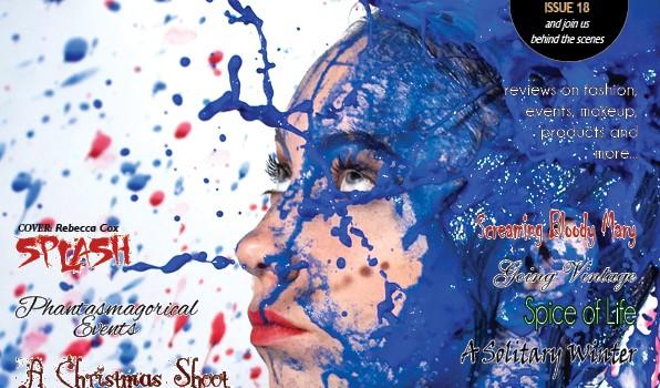 PHOTOSHOOT Magazine. Creative magazine for makeup artists, photographers, models and stylists
