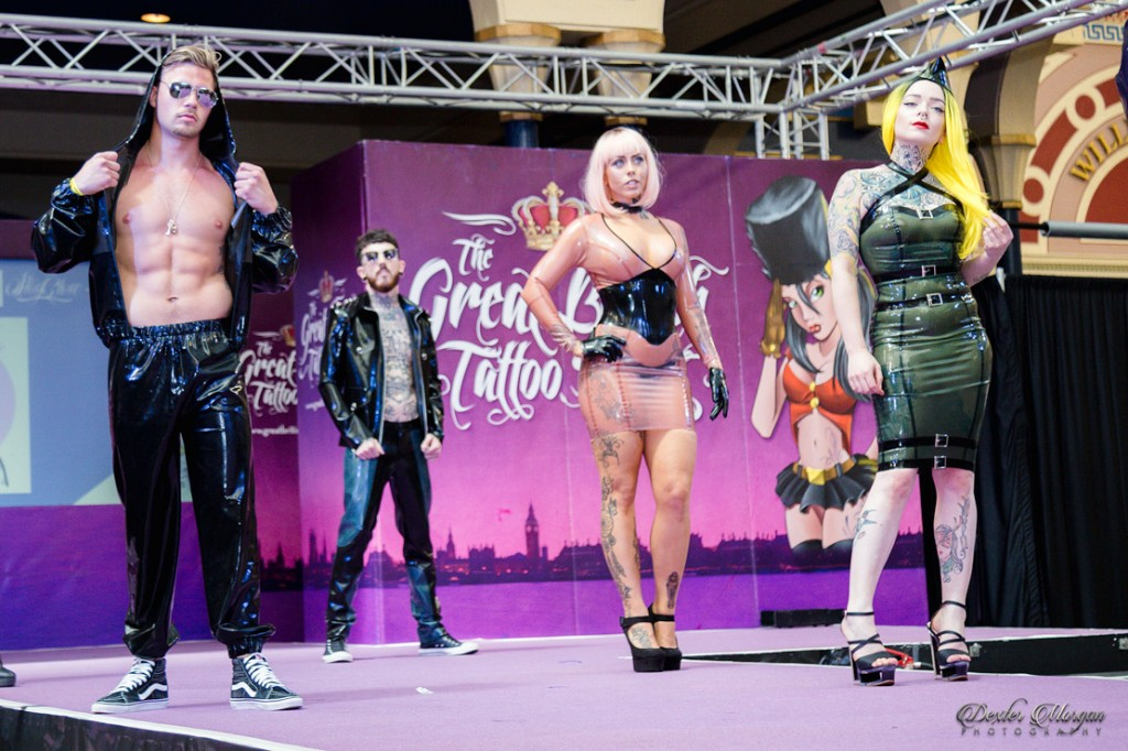 The Great British Tattoo Show 2017 - Catwalk Show