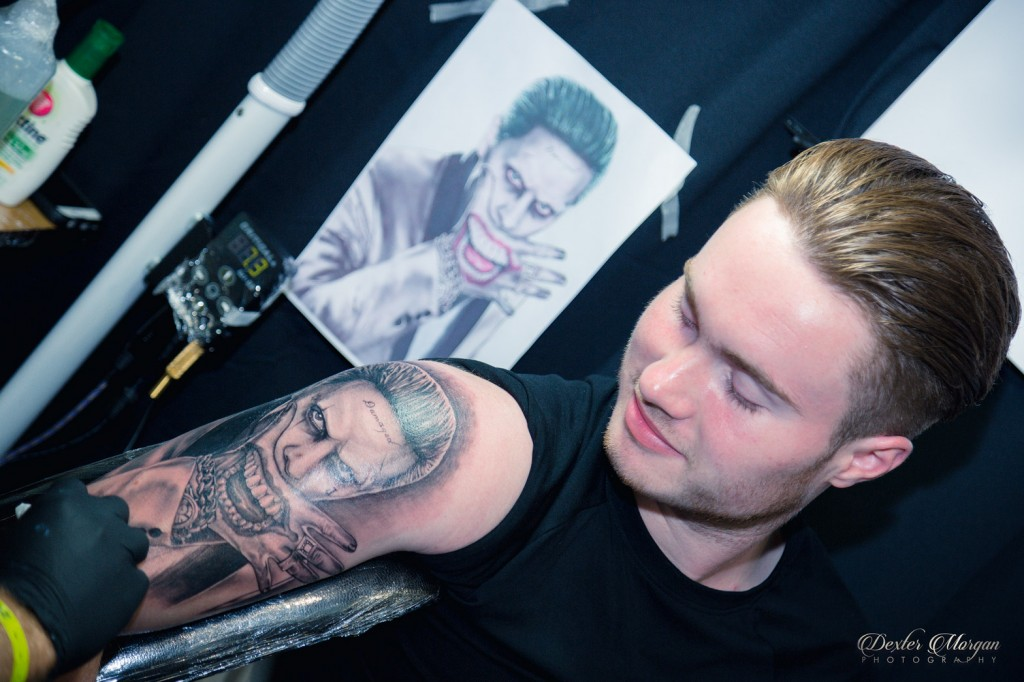 The Great British Tattoo Show 2017 -