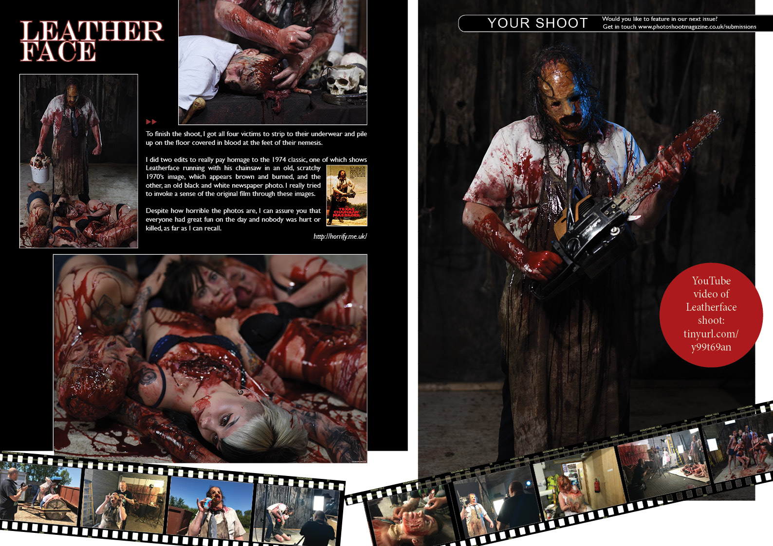 Leatherface_The Texas Chainsaw Massacre - HorrifyMe
