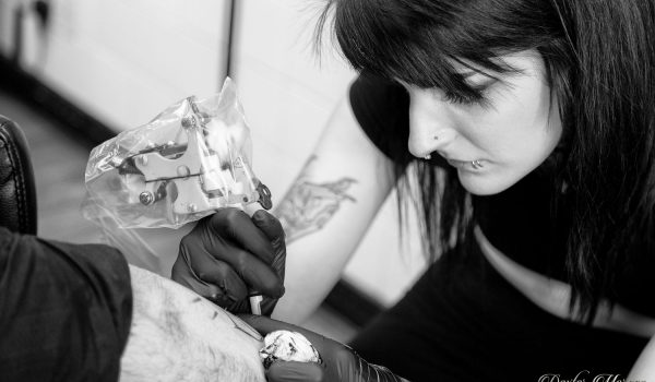 Kay Eliza - Tattooist