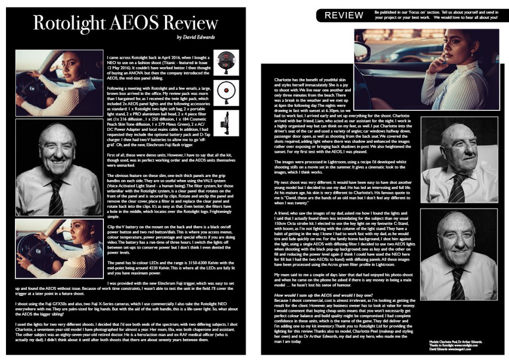 Rotolight AEOS Review