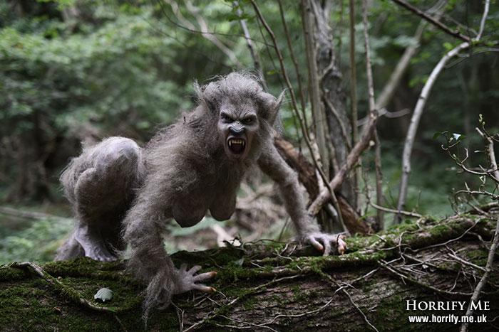 She-Wolf: Horrify Me