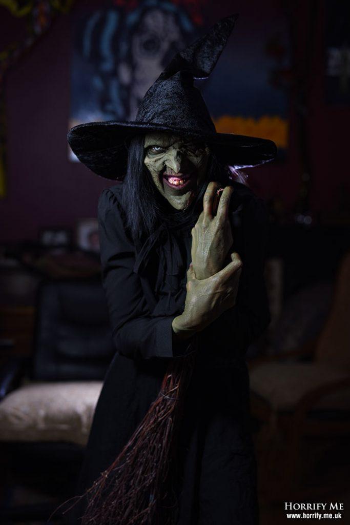 Halloween Hags-Horrify Me