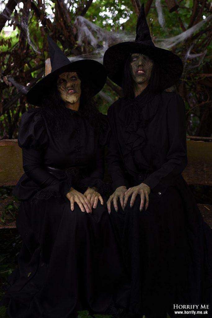 Halloween Hags