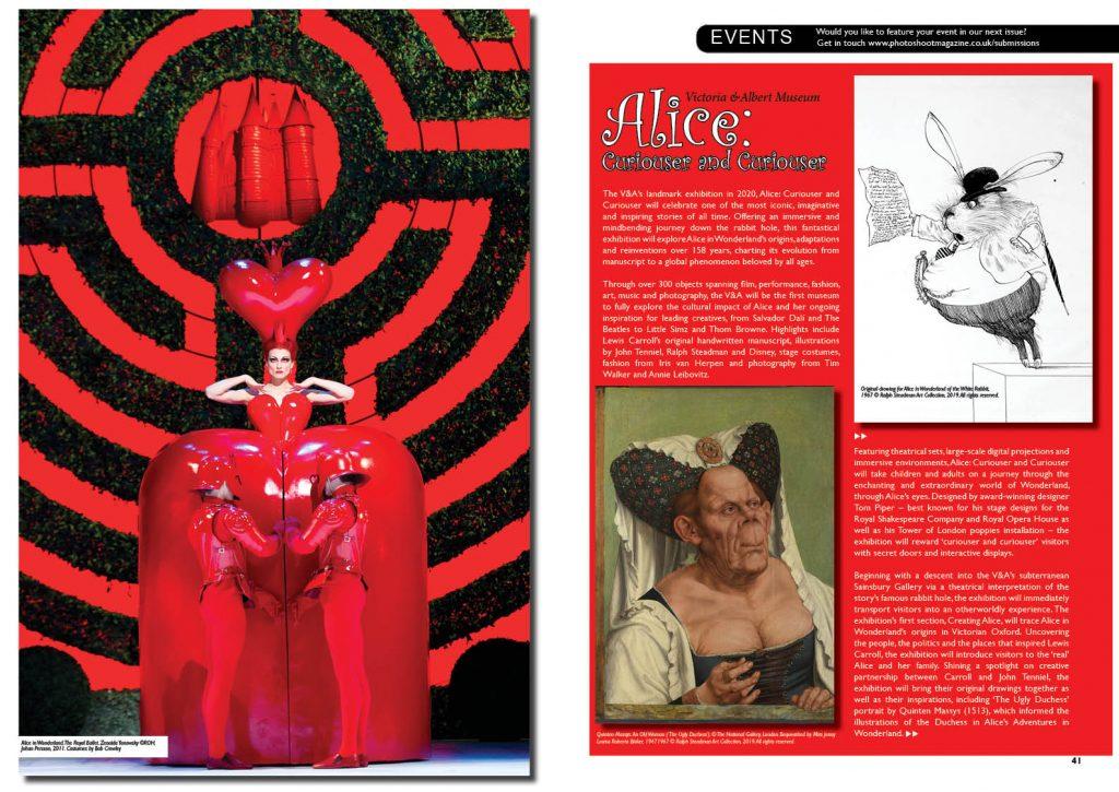 Alice V&A