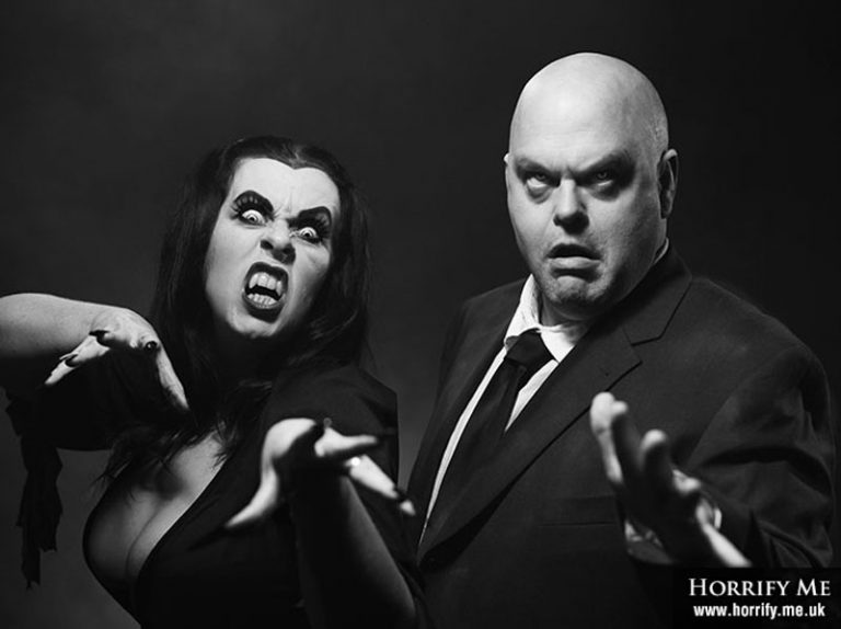 PLAN 9 FROM OUTER SPACE- HORRIFY ME