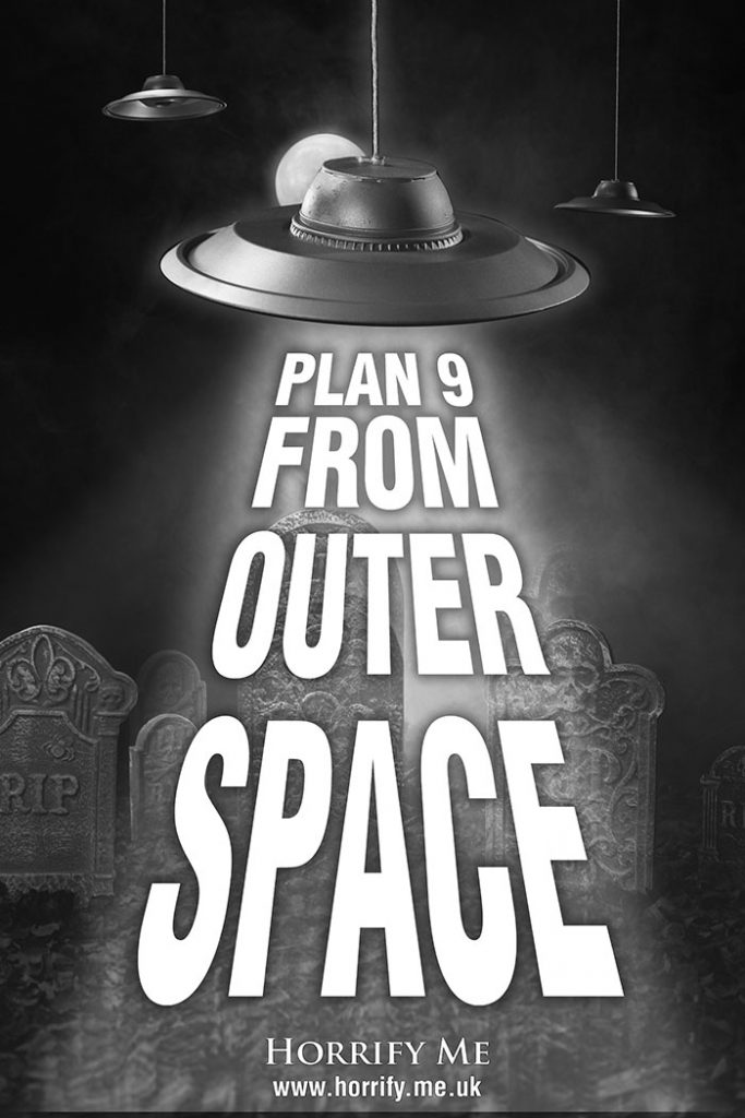 PLAN 9 FROM OUTER SPACE- POSTER_HORRIFY ME
